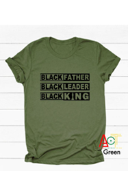 Father Is King Premium T-Shirt