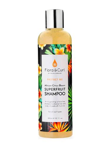 African Citrus Superfruit Shampoo