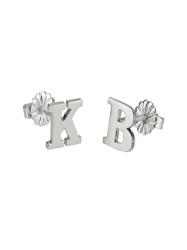 Personalized Letter Stud Earrings
